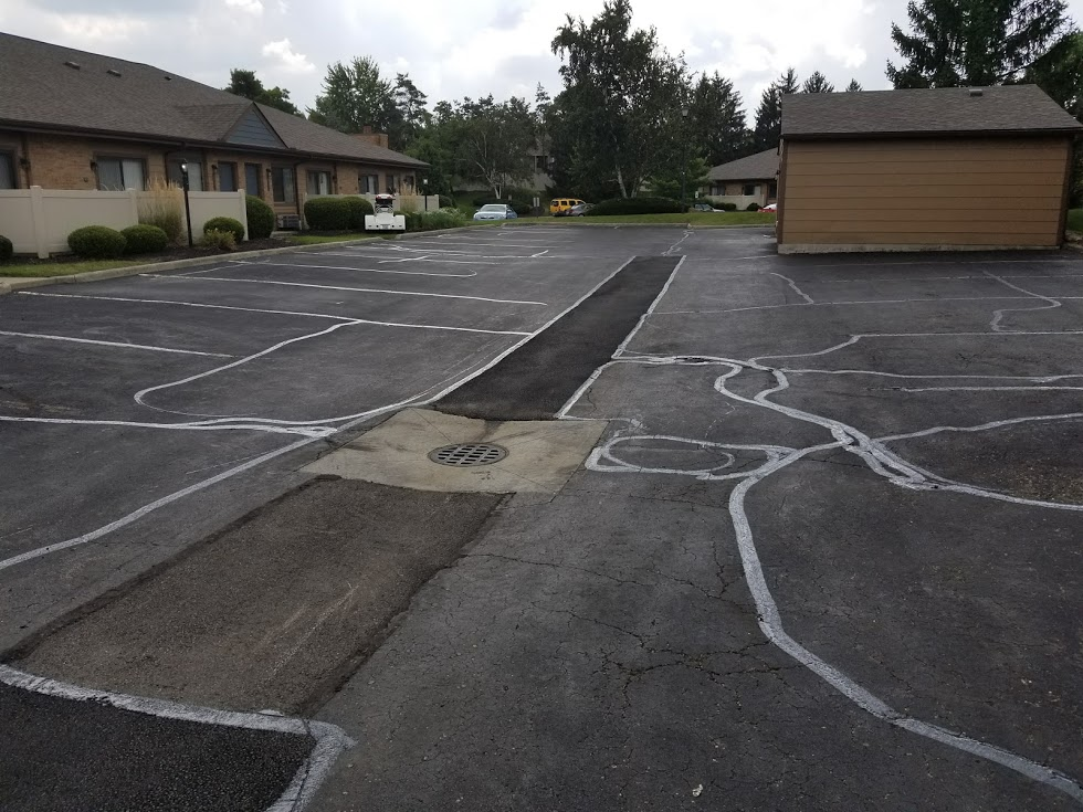 Rip & Replace Damaged Asphalt