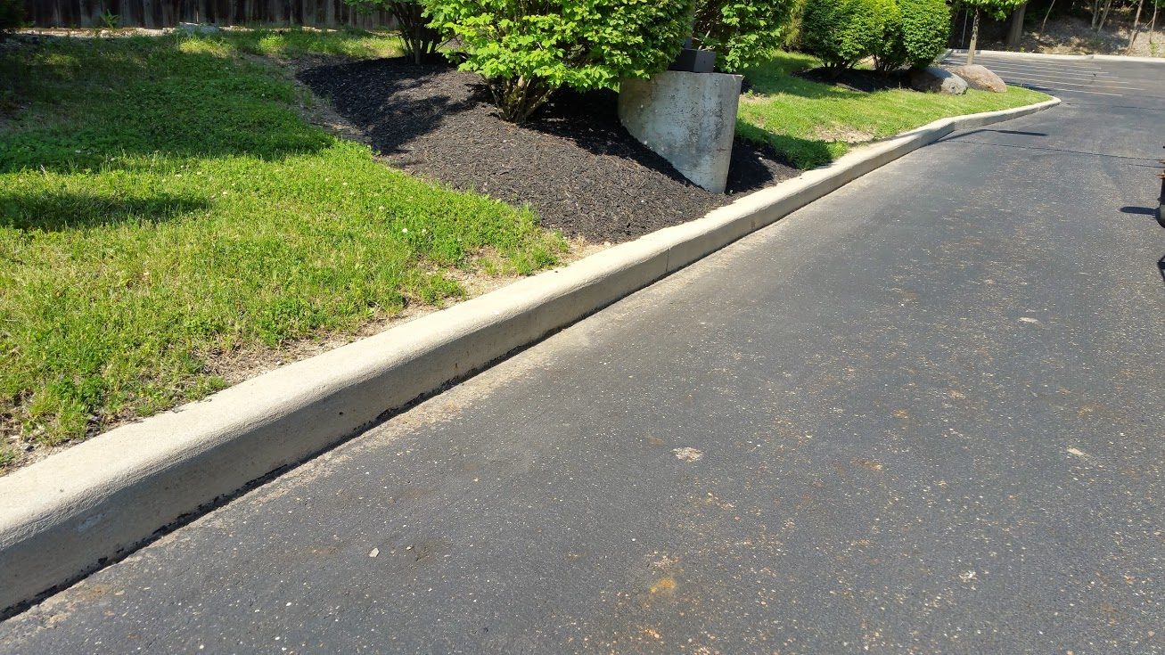 Curb Cleaning